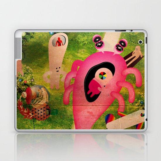 In_ConTRo Laptop & iPad Skin