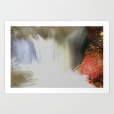 Same As It Ever Was Art Print