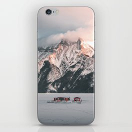 A Pretty Place for Dreaming iPhone Skin