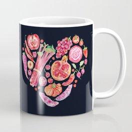 Fruit of Love - Dark Coffee Mug
