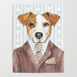 Jacki Russell Poster
