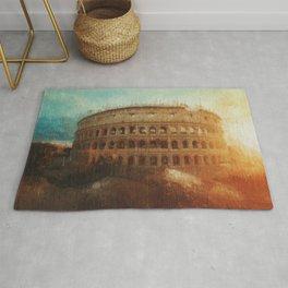 Rome, Colosseum Rug