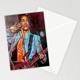 Purple Funk Stationery Cards