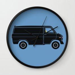 KITT Van Wall Clock