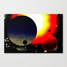SPACE 102914 - 148 Canvas Print
