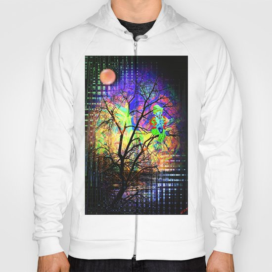 Funny World Clown Hoody