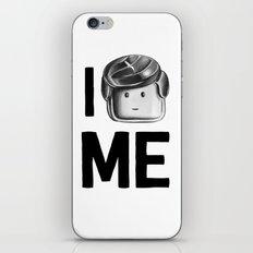 I Love Me iPhone & iPod Skin