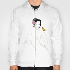 Madame Butterfly, Minimal and Essential Hoody