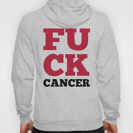 F*ck Cancer Quote Hoody
