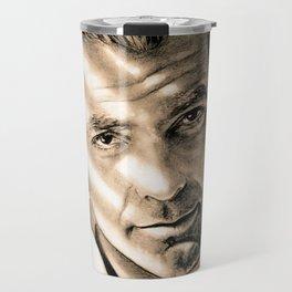George Clooney II Travel Mug