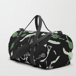 FLORAL ABSTRACTION Duffle Bag