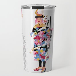 Hell's Angel Travel Mug