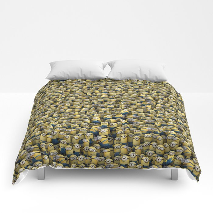 Army of little lamps Comforters