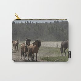 Are you hungry as well? Carry-All Pouch