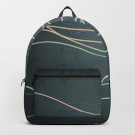 Abstract Lines 1 Backpack
