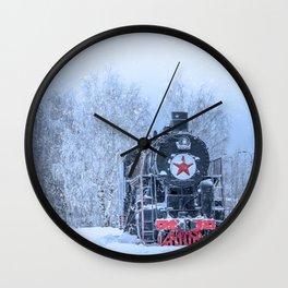 Time train Wall Clock