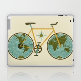 Ride For The World Laptop & iPad Skin