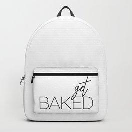 Get Baked Backpack