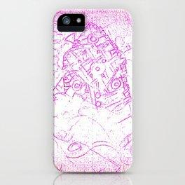 Pink siege iPhone Case