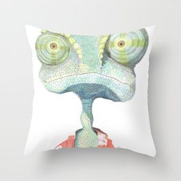 Rango  Throw Pillow