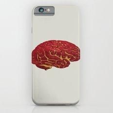 Brain of a Superhero - Iron Man Slim Case iPhone 6s