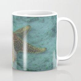 Starfish in the Lagoon Coffee Mug