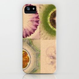 Carpincho Wraith Flower  ID:16165-041255-38370 iPhone Case