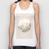magnolia Tank Tops featuring Magnolia by Roman Bratschi