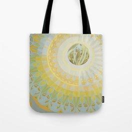 Lampshade Pattern Tote Bag