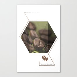 Coffee Nature Canvas Print