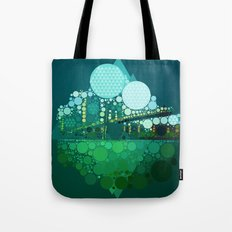 BK Bridge Tote Bag