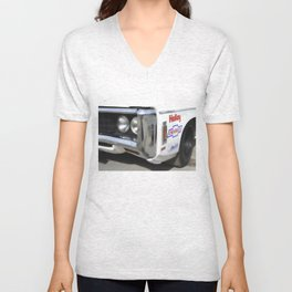 Musclecar No. 1 Unisex V-Neck