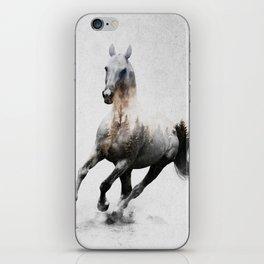 Galloping Horse iPhone Skin