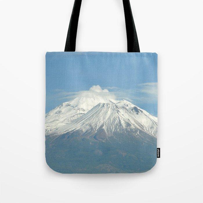 MOUNT SHASTA Tote Bag