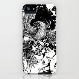 Phoenix Rising iPhone Case