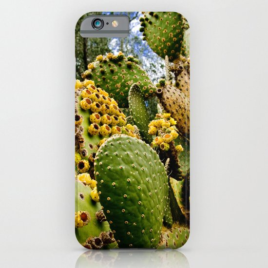 Opuntia iPhone & iPod Case