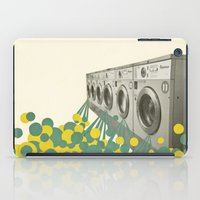 waterfall iPad Cases featuring Waterfall by Cassia Beck
