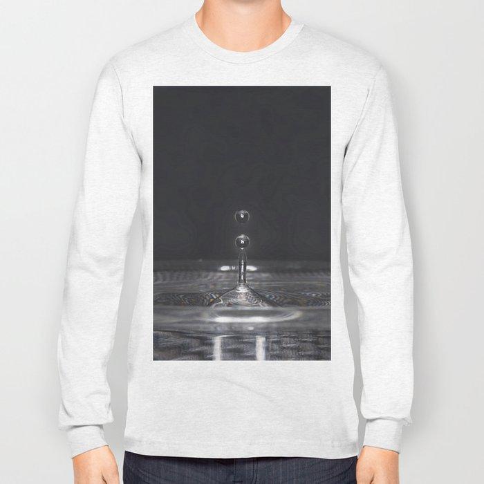 Water Drop's Long Sleeve T-shirt