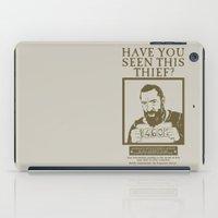 les mis iPad Cases featuring [ Les Miserables ] Jean Valjean Hugh Jackman Mis by Vyles