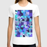 square T-shirts featuring square by sladja