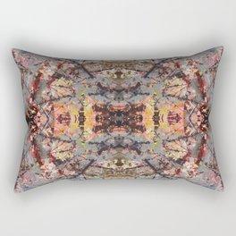 Fall flow geometry Rectangular Pillow