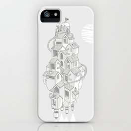 Homemadespaceship iPhone Case