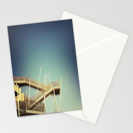 Industrial Stairs Stationery Cards