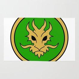 Ninjago Lloyd Symbol Rug