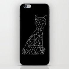 Eleven Quads Cat iPhone & iPod Skin