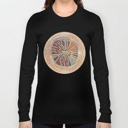 Tribal Maps - Magical Mazes #03 Long Sleeve T-shirt