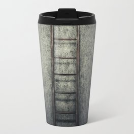 the ray of light in a nightmare Travel Mug