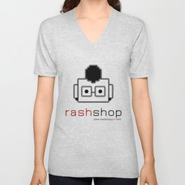 rashshop Unisex V-Neck