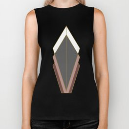 ART DECO G1 (abstract) Biker Tank