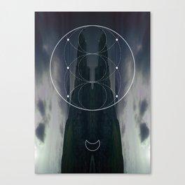 Goddess #2 Canvas Print